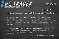 Futures trading tips for people in San Diego
